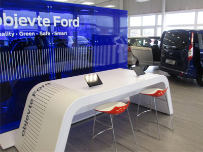 Ford AUTO IN Hradec Králové