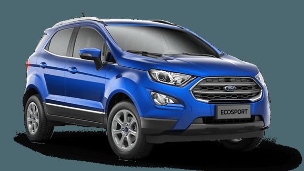Ford EcoSport - ilustrativní obrázek