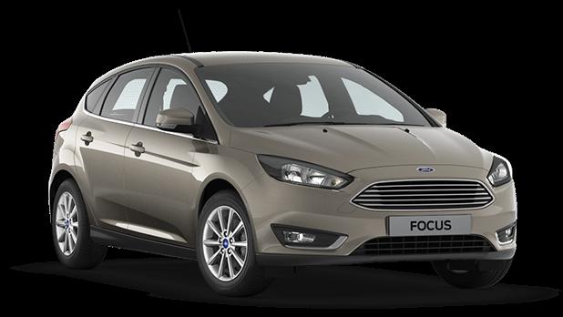 Ford Focus - ilustrativní obrázek
