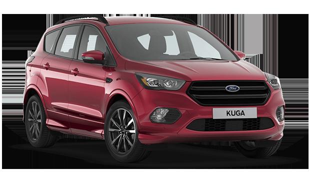 Ford Kuga - ilustrativní obrázek