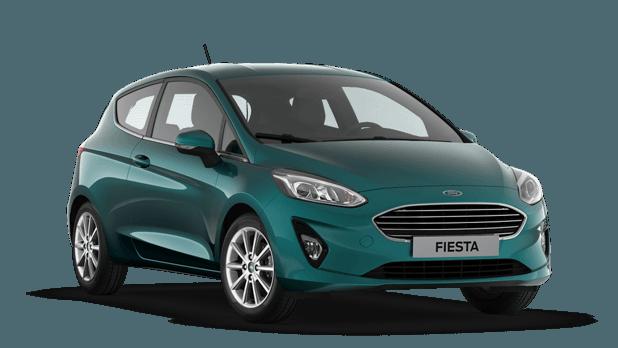 Ford Fiesta - ilustrativní obrázek