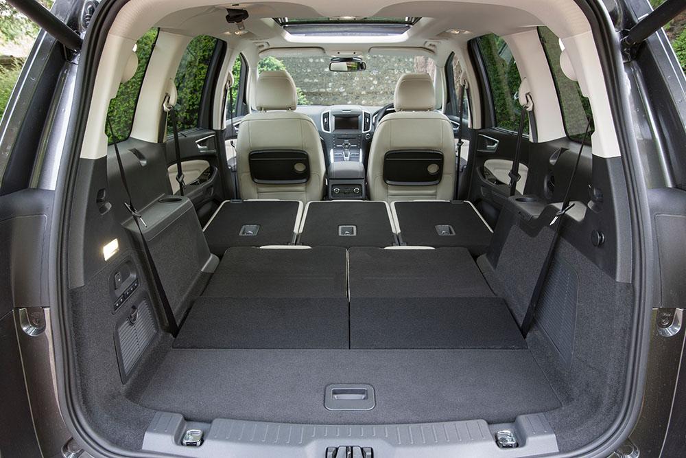 Ford Galaxy interior