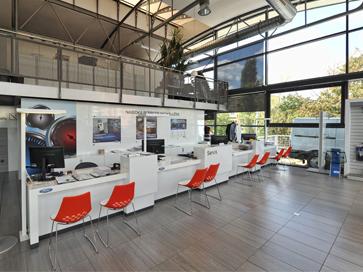 Showroom CARent Brno