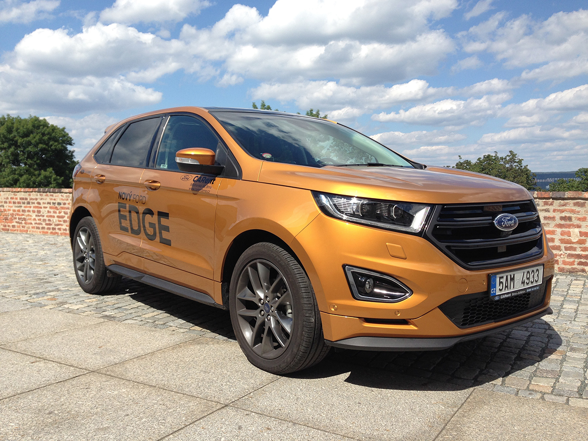Ford Edge CARent Brno