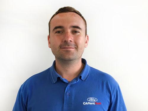 Jakub Riedl CARent Brno