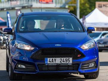 Ford Focus ST na Dni s Fleetem - Autospol Uherské Hradiště