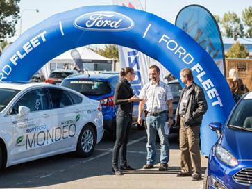 Den s Fleetem - Ford Autospol Uherské Hradiště