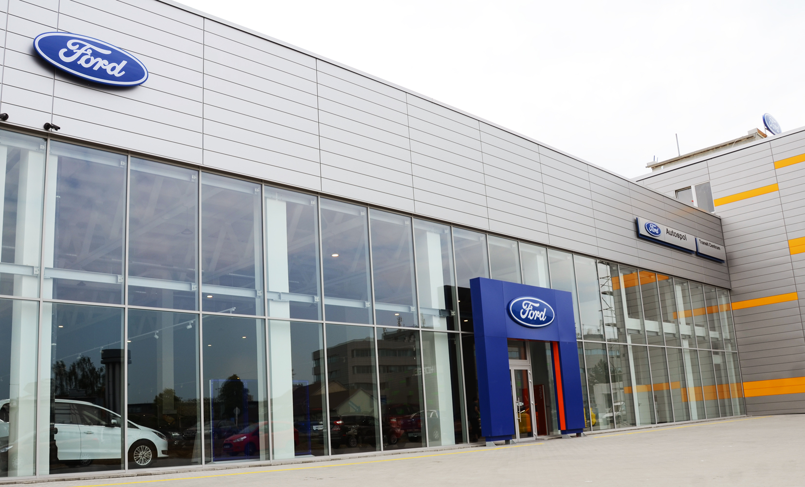Autospol Uherské Hradiště - autorizovaný partner Ford