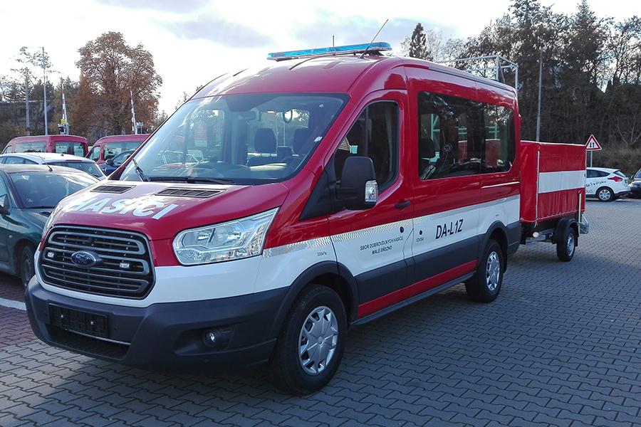 Ford Transit -  Auto Vinkler Písek