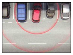 Cross Traffic Alert