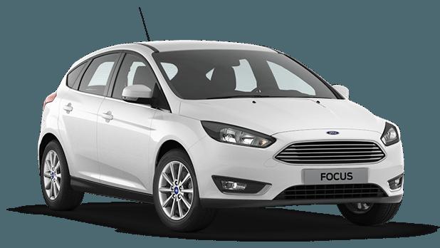 Náhradní vůz Ford Focus - Auto Jipe