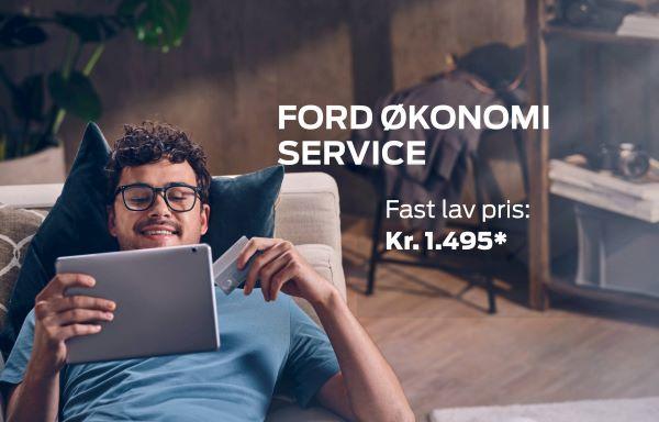 Ford Økonomi Service