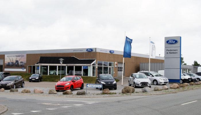 Pedersen & Nielsen Ford Hadsund
