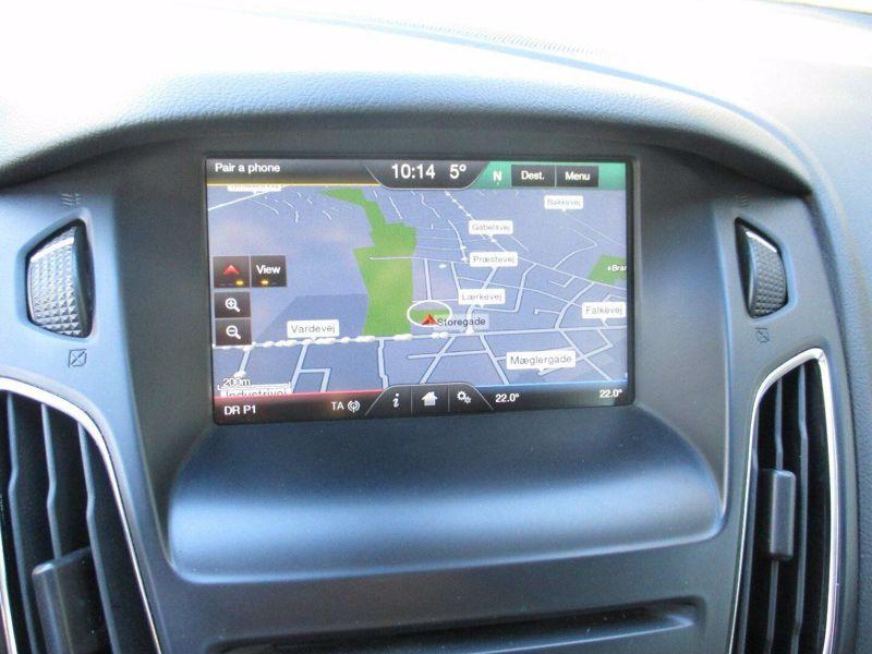 Interiør navigation