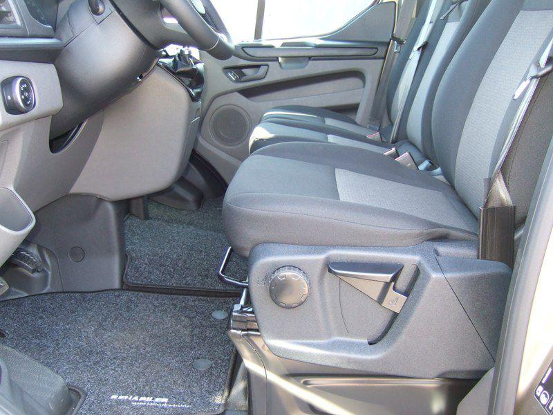 Minibus – Ny Ford Transit Custom L2H1