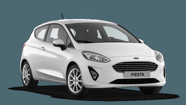 Ford Fiesta korttidsleasing