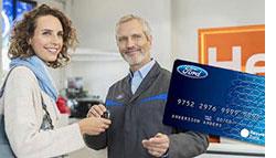 Ford Card til din værkstedsregning