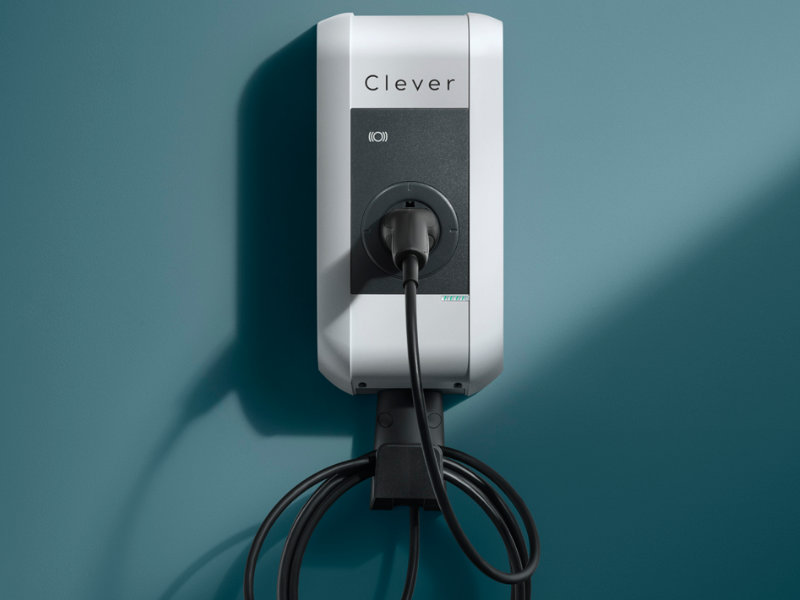 Installation og tilbagebetaling af strøm