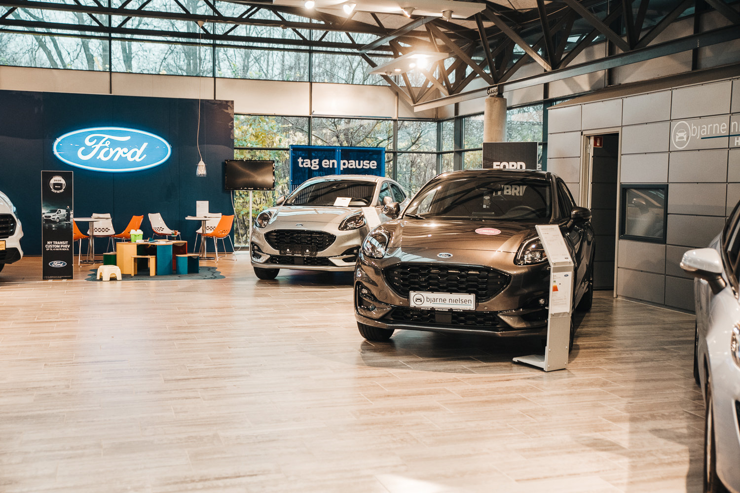 Ford x Acie - Puma Privatleasing
