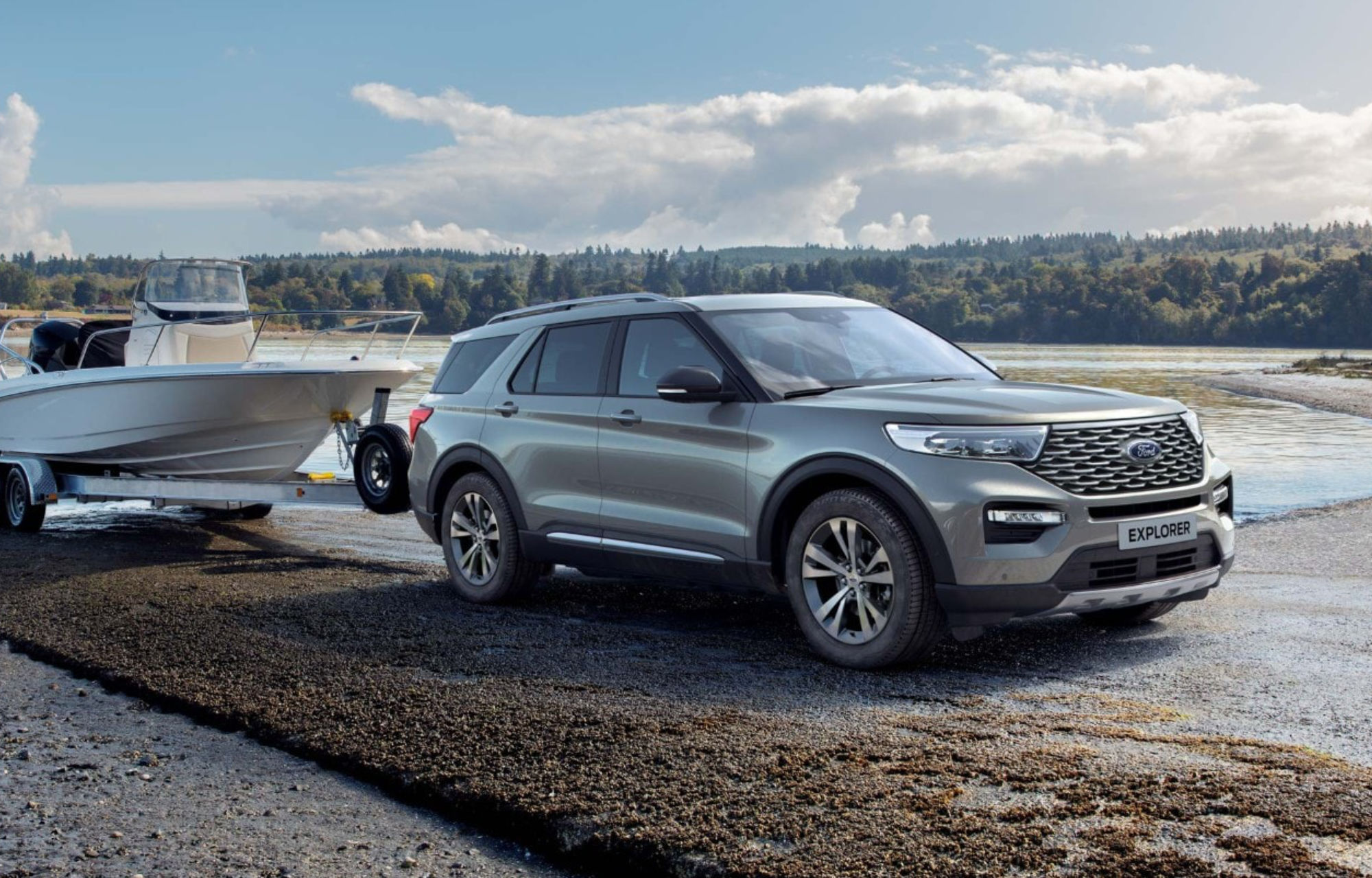 NY FORD EXPLORER PLUG-IN HYBRID