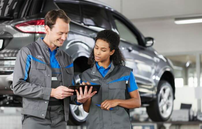 Ford Økonomi 5+ Service
