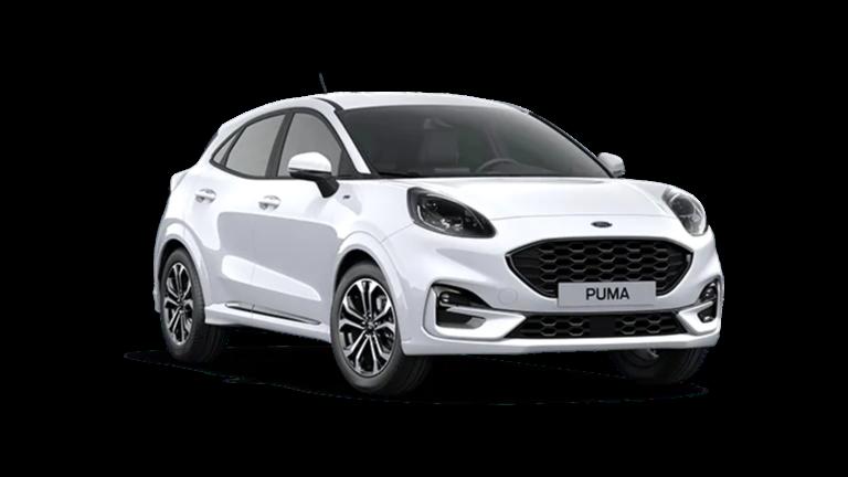 Uusi Ford Puma