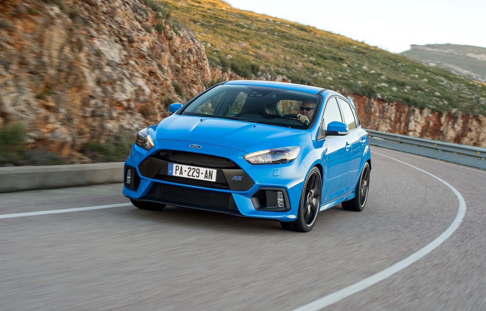 Ford Focus RS Extérieur