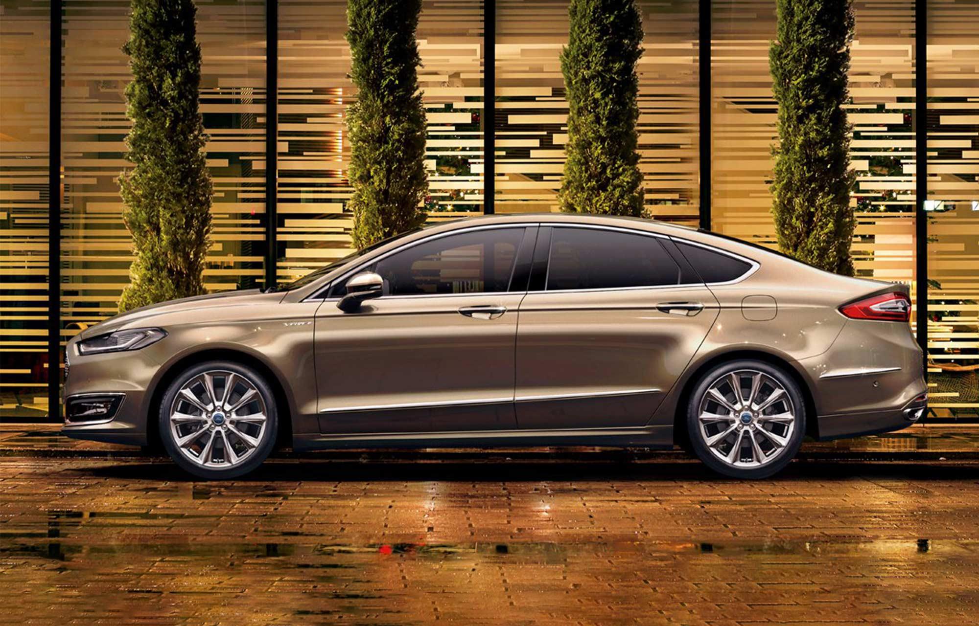 Ford Mondeo Vignale Extérieur