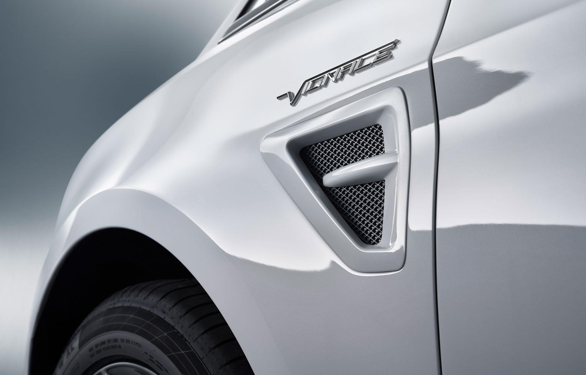 Ford S-MAX Vignale Extérieur