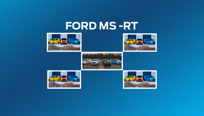 Új Ford MS-RT
