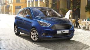 Ford KA+ garancia