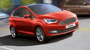 Ford C-MAX garancia