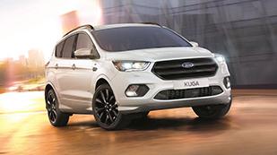 Ford Kuga garancia