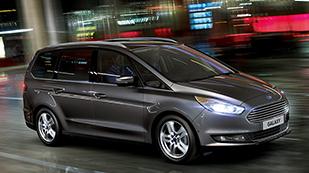 Ford Galaxy garancia
