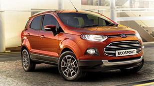 Ford EcoSport garancia