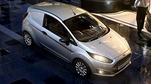 Ford Fiesta Van garancia