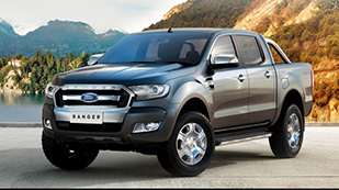 Ford Ranger garancia