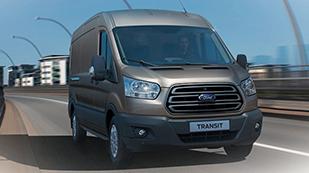 Ford Transit garancia