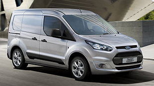 Ford Transit Connect garancia