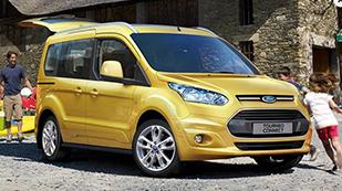 Ford Tourneo Connect garancia