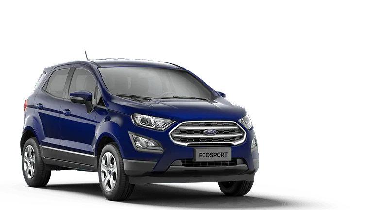 Új Ford Fiesta Ecosport