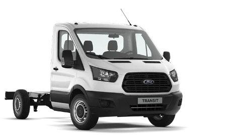 Új Ford Transit Minibusz