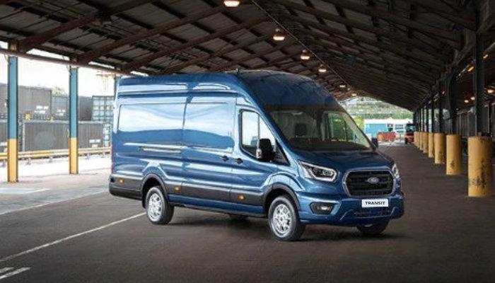Új Ford Transit Személyszállító