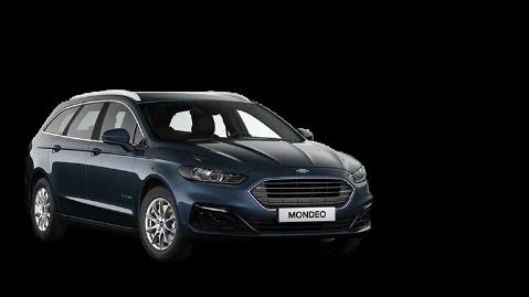 Új Ford Mondeo