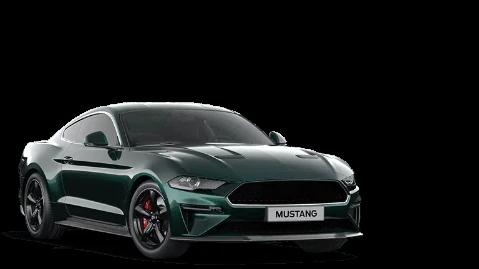 Új Ford Mustang