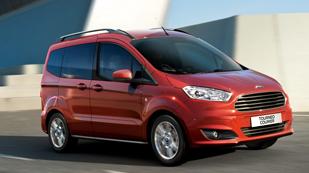 Ford Tourneo Courier garancia