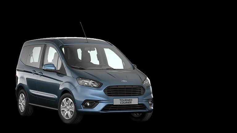 Új Ford Tourneo Courier