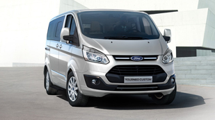 Ford Tourneo Custom garancia