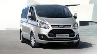 Ford Tourneo Custom garancia