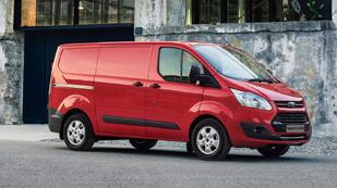 Ford Transit Custom garancia